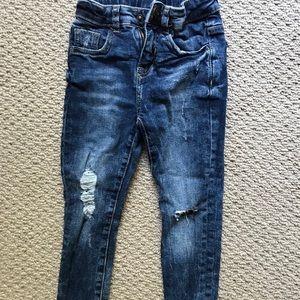 Zara kids boys 5T jeans